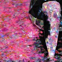 Crystal Pink Mylar