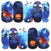 Halloween Water Decal Design 1085
