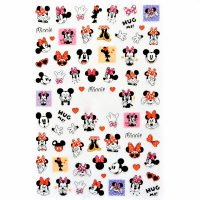 Mickey and Minnie Mouse Stickers Design 73
