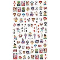 Halloween Joker Stickers Design 18