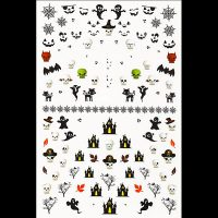 Halloween Stickers Design 11