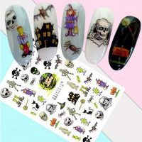 Halloween Stickers Design 19