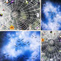 Halloween Design Nail Mat