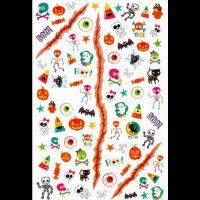 halloween stickers design 9