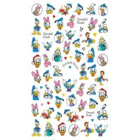 3D Disney Donald Duck And Daisy Duck Design 001