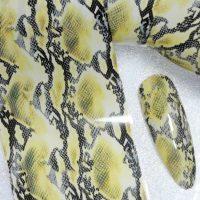 Snake Skin Transfer Foil Design 2
