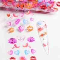 Valentines Transfer Foil Design 2