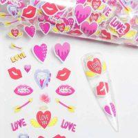 Valentine Transfer Foil Design 9
