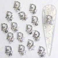 Designer Inspired Silver Crystal Alloy Design 16