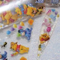 Winnie The Pooh And Friends Transfer Foil