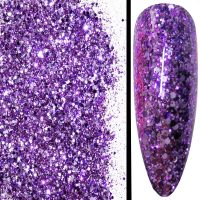 Berry Purple Smoothie