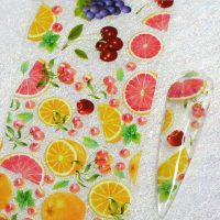 Fruit Transfer Foil Design 1