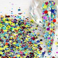 LGBTQ Gay Pride Multi Glitter Mix