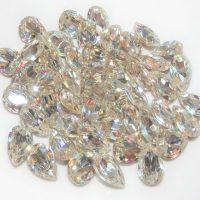 AB Clear Rhinestone Crystals