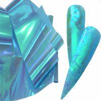 Aurora Ice Blue Angel Paper