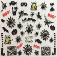Design 123 Halloween Stickers