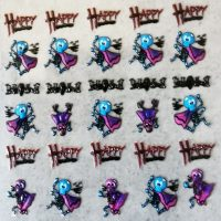 Design 129 Halloween Stickers