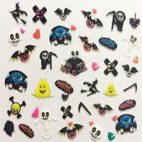 Design 132 Halloween Stickers