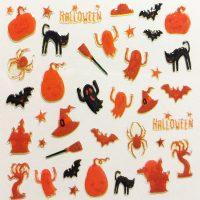 Design 134 Halloween Stickers