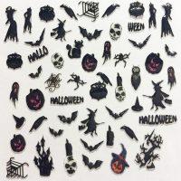 Design 140 Halloween Stickers