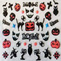 Design 141 Halloween Stickers