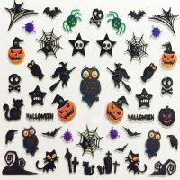 Design 143 Halloween Stickers