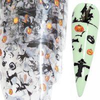 Halloween Transfer Foil Design 11