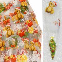 Christmas Nail Transfer Foil Design 21