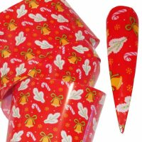 Christmas Nail Transfer Foil Design 25