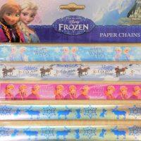 Disney Frozen Paper Chains